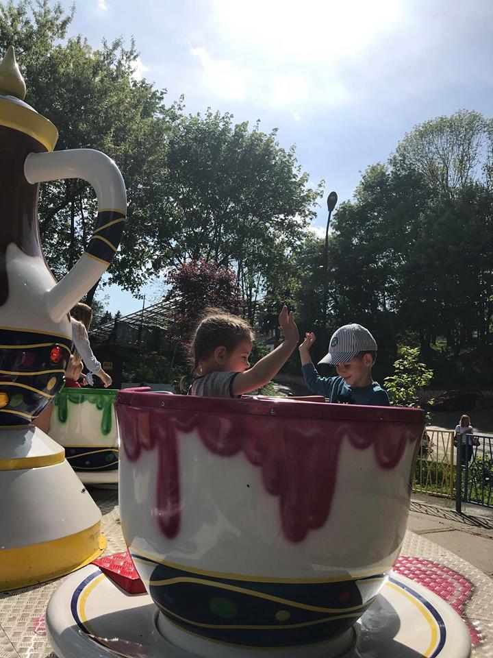 Офіційна заява Парку щодо роботи нових дитячих атракціонів